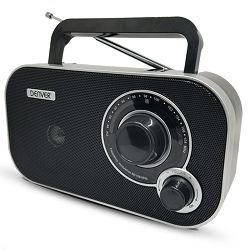 Prijenosni radio DENVER TR-51 crni