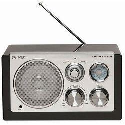 Prijenosni radio DENVER TR-61 crni