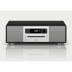 Prijenosni radio SONORO Stereo2 crni (Bluetooth, FM/DAB/DAB+, USB, CD)