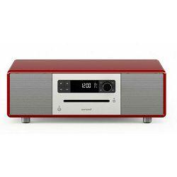 Prijenosni radio SONORO Stereo2 crveni (Bluetooth, FM/DAB/DAB+, USB, CD)