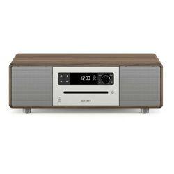 Prijenosni radio SONORO Stereo2 walnut (Bluetooth, FM/DAB/DAB+, USB, CD)