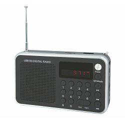 Prijenosni radio SOUNDMASTER TR150SW (USB, SD/MicroSD, do 3h reprodukcije)