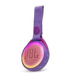 Prijenosni zvučnik JBL JRPOP za djecu ljubičasti