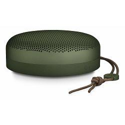 Prijenosni zvučnik BANG & OLUFSEN Beoplay A1 zeleni (Bluetooth, baterija 24h)