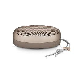 Prijenosni zvučnik BANG & OLUFSEN BeoPlay A1 bež (Bluetooth, baterija 24h)