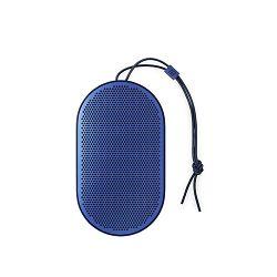 Prijenosni zvučnik BANG & OLUFSEN BeoPlay P2 plavi (Bluetooth, Wireless, baterija 10h)