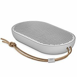 Prijenosni zvučnik BANG & OLUFSEN BeoPlay P2 sivi (Bluetooth, Wireless, baterija 10h)