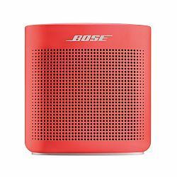 Prijenosni zvučnik BOSE SoundLink Colour BT II crveni (Bluetooth, baterija 9h)