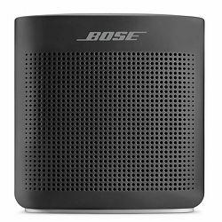 Prijenosni zvučnik BOSE SOUNDLINK COLOUR II crni (Bluetooth, baterija 9h)