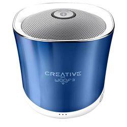 Prijenosni zvučnik CREATIVE LABS Woof 3 plavi (Bluetooth, 6 sati)