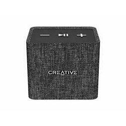 Prijenosni zvučnik CREATIVE Nuno Micro crni (Bluetooth, baterija 4h)