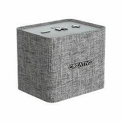 Prijenosni zvučnik CREATIVE Nuno Micro sivi (Bluetooth, baterija 4h)