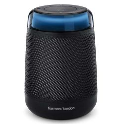 Prijenosni zvučnik HARMAN KARDON ALLURE PORTABLE crni (Wi-Fi, Bluetooth, Amazon Alexa)