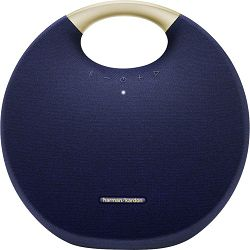 Prijenosni zvučnik HARMAN KARDON Onyx Studio 6 plavi (Bluetooth, baterija 8h)
