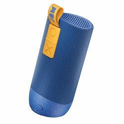 Prijenosni zvučnik HMDX JAM ZERO CHILL plavi (Bluetooth, baterija 22h)