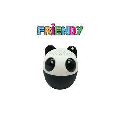 Prijenosni zvučnik IDANCE AS100 privjesak panda (Bluetooth, 3W, baterija)