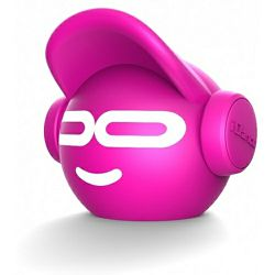 Prijenosni zvučnik IDANCE Beat Dude Mini rozi (Bluetooth, 5W, Handsfree, baterija)