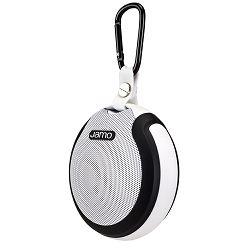 Prijenosni zvučnik JAMO DS 2 bijeli (Bluetooth, FM radio, baterija 4h)