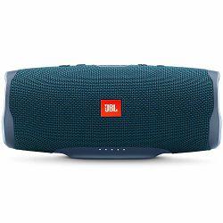 Prijenosni zvučnik JBL Charge 4 plavi (Bluetooth, 20 sati reprodukcije)