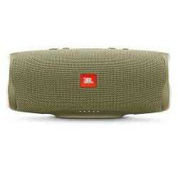Prijenosni zvučnik JBL Charge 4 sand (Bluetooth, 20 sati reprodukcije)