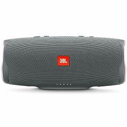 Prijenosni zvučnik JBL Charge 4 sivi (Bluetooth, 20 sati reprodukcije)