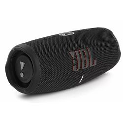 Prijenosni zvučnik JBL Charge 5 crni (Bluetooth, baterija 20h)