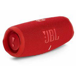Prijenosni zvučnik JBL Charge 5 crveni (Bluetooth, baterija 20h)