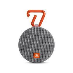 Prijenosni zvučnik JBL Clip 2 sivi (Bluetooth, baterija 8h)
