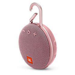 Prijenosni zvučnik JBL CLIP 3 pink  (Bluetooth, baterija 10 h)