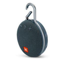 Prijenosni zvučnik JBL CLIP 3 plavi (Bluetooth, baterija 10 h)