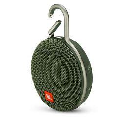 Prijenosni zvučnik JBL CLIP 3 zeleni (Bluetooth, baterija 10 h)