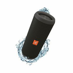 Prijenosni zvučnik JBL Flip 3 Edition crni (Bluetooth, baterija 10h)