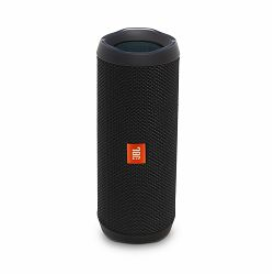Prijenosni zvučnik JBL Flip 4 crni (Bluetooth, baterija 12h)