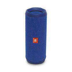 Prijenosni zvučnik JBL Flip 4 plavi (Bluetooth, baterija 12h)