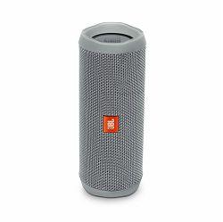 Prijenosni zvučnik JBL Flip 4 sivi (Bluetooth, baterija 12h)