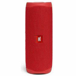 Prijenosni zvučnik JBL FLIP 5 crveni (Bluetooth, baterija 12h, IPX7)