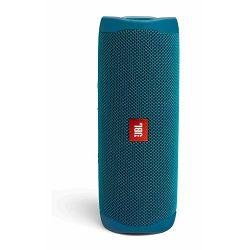 Prijenosni zvučnik JBL FLIP 5 Eco plavi (Bluetooth, baterija 12h, IPX7)