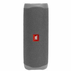 Prijenosni zvučnik JBL FLIP 5 sivi (Bluetooth, baterija 12h, IPX7)