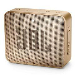 Prijenosni zvučnik JBL GO 2 champagne (Bluetooth, 5 sati reprodukcije)