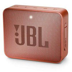 Prijenosni zvučnik JBL GO 2 cinnamon (Bluetooth, 5 sati reprodukcije)