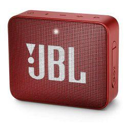 Prijenosni zvučnik JBL GO 2 crveni (Bluetooth, 5 sati reprodukcije)