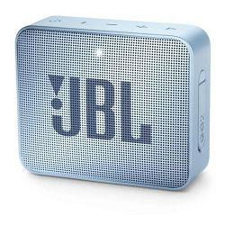 Prijenosni zvučnik JBL GO 2 ledenoplavi (Bluetooth, 5 sati reprodukcije)