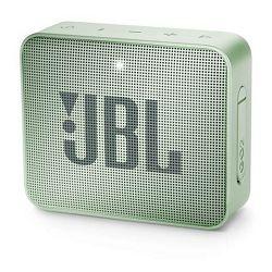 Prijenosni zvučnik JBL GO 2 mint (Bluetooth, 5 sati reprodukcije)