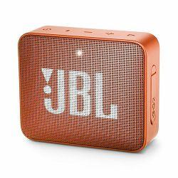 Prijenosni zvučnik JBL GO 2 narančasti (Bluetooth, 5 sati reprodukcije)