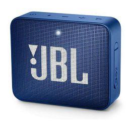 Prijenosni zvučnik JBL GO 2 plavi (Bluetooth, 5 sati reprodukcije)