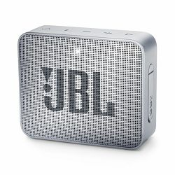 Prijenosni zvučnik JBL GO 2 sivi (Bluetooth, 5 sati reprodukcije)