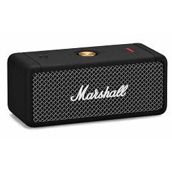 Prijenosni zvučnik MARSHALL EMBERTON BT crni (Bluetooth, baterija 20h)