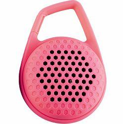 Prijenosni zvučnik SAL BT 600/PI rozi (Bluetooth, FM radio)