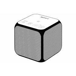 Prijenosni zvučnik SONY SRS-X11W bijeli (Bluetooth, baterija 12 sati)