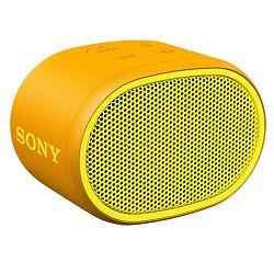 Prijenosni zvučnik SONY SRS-XB01Y (Bluetooth, baterija 6h)
